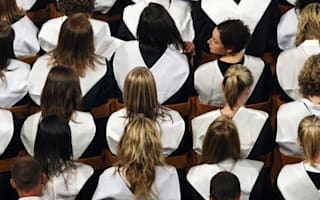 Graduate job prospects 'brighter'