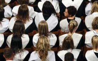 Graduate job prospects 'brighter'