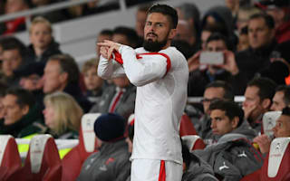 Giroud future depends on Arsenal project, says agent