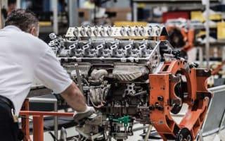 Aston Martin DB11 engine building process revealed
