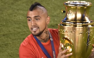 Vidal: This Chile generation is to stand