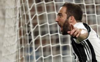 Juventus 2 Fiorentina 1: Super sub Higuain the hero on debut