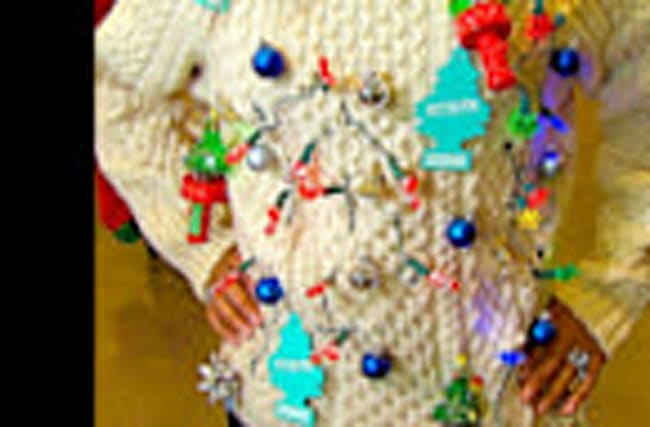 3 DIY Ugly Christmas Sweaters That Will Crush the Competition