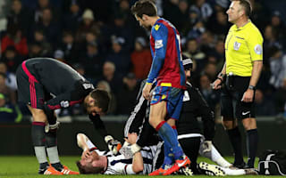 West Brom's Brunt to miss Euro 2016