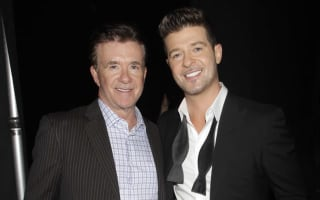 Singer Robin Thicke's father, actor Alan Thicke, has died aged 69
