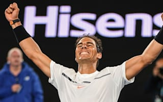 Nadal close to his best, says uncle Toni