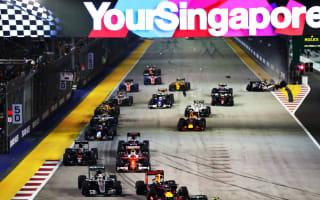 FIA announces provisional 2017 F1 calendar