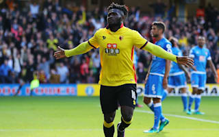 Watford 2 Bournemouth 2: Success salvages a point for the Hornets