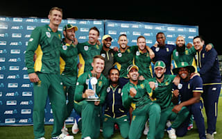 Positive mentality key to Proteas win - De Villiers