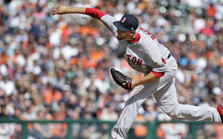 Red Sox pitcher Barnes suspended for throwing at Machado