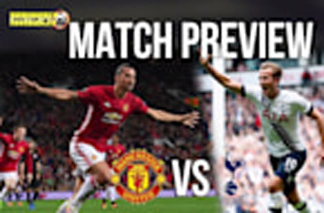 Manchester United vs Tottenham - Premier League Match Preview