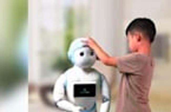 The iPal Robot Is a Friend, Teacher and Nanny