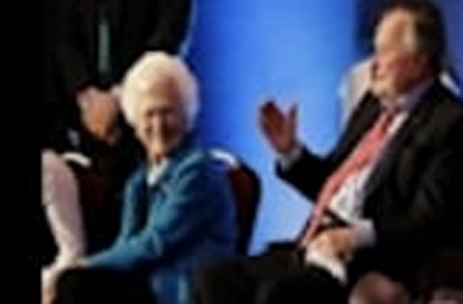 Former President George HW Bush Leaving ICU Soon
