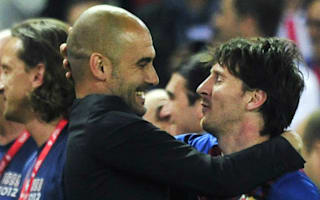 Guardiola can bring stars like Messi to Man City - Vassell