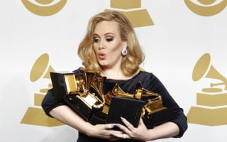 Adele's album 25 and single Hello in line for Grammy Awards