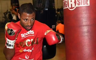 Brook inspired by Robinson, Leonard for Golovkin mission
