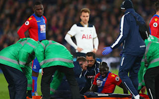 Blow for Palace as Allardyce rules Sakho out