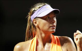 Sharapova dismantles Makarova to make Stuttgart quarter-finals