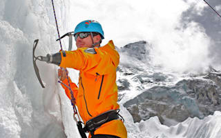 Climbing Everest: wounded soldiers to scale the peaks