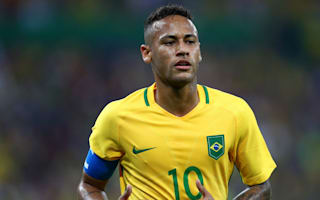 'Today, the world cries' - Neymar mourns Chapecoense victims
