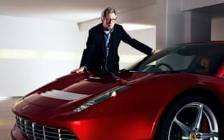 One-off Eric Clapton Ferrari unveiled