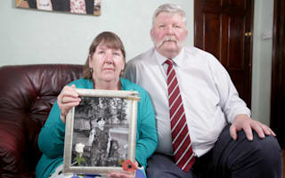 War widow promised pension - if she divorces her second husband