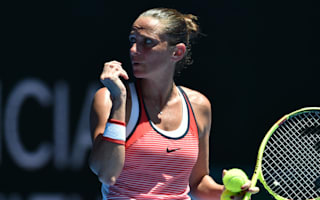 Evergreen Vinci through in Qatar, Errani advances