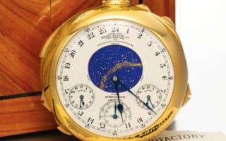 Gold pocket watch set to fetch a record £10 million