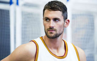 Cavs' Kevin Love out for six weeks after knee surgery