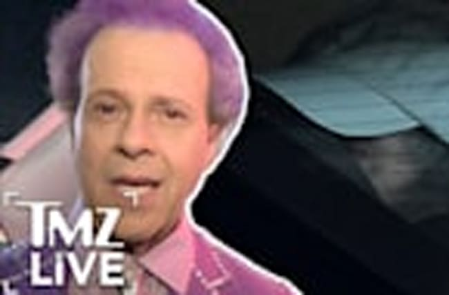 Richard Simmons Finally Resurfaces I TMZ LIVE
