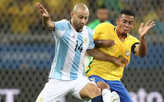 Mascherano making no excuses for sorry Argentina