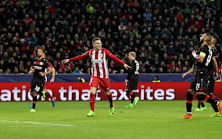 Gameiro angered by substitution in Atletico win