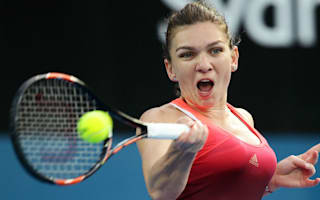 Halep makes winning comeback after Brisbane withdrawal