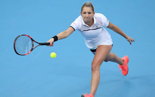 Bacsinszky surprise first-round casualty in Brisbane