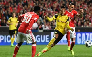 Proud Vitoria admits Dortmund were better than Benfica
