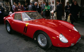 Ferrari 250 GTO is world's most expensive car