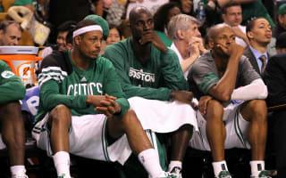Title-winning 2008 Celtics won't invite Ray Allen to reunion