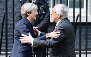 EC president Jean-Claude Juncker respects 'tough lady' Theresa May