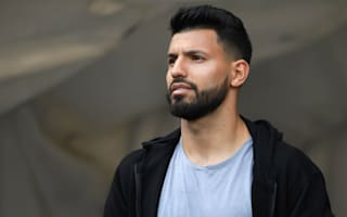 Aguero on the bench for City, Sterling and De Bruyne start