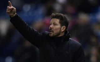 Simeone praises Atletico's precision in Copa Del Rey win