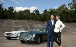 Jodie Kidd talks about her new classic car show, Top Gear and the Gumball Rally