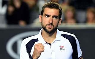 Cilic finally shows signs of life to beat Paire