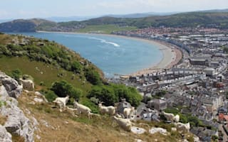 Llandudno voted Britain's best place for family holiday rentals