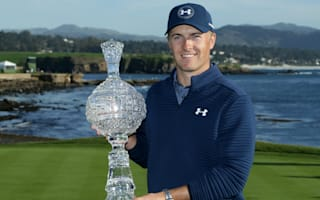'It really is an honour' - Spieth responds to Tiger Woods comparisons