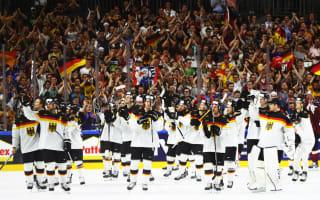 Germany beat Latvia to set up Canada quarter-final
