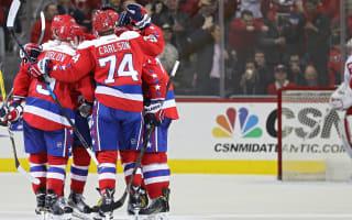 Capitals, Rangers extend streaks