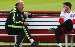 Xavi baffled by Del Bosque's dig at Casillas