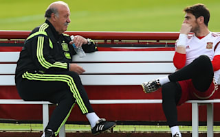 Xavi baffled by Del Bosque's dig at Casillas