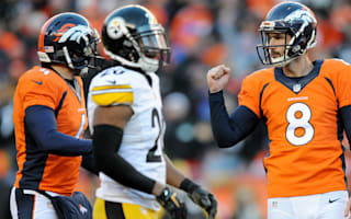 Broncos beat the Steelers into AFC Championship game