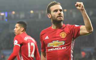 Mata admits he was 'a bit lucky' to escape red card for Vardy lunge